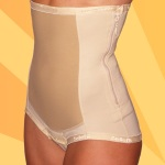 Postpartum Girdle with zipper